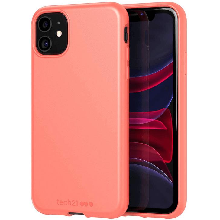 Ochranný kryt Tech21 Studio Colour pro Apple iPhone 11, růžová