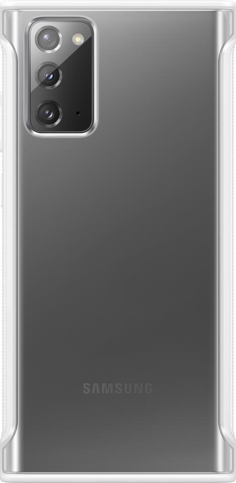 Ochranný kryt Clear Cover EF-QN980TTEGEU pro Samsung Galaxy Note20, transparentní