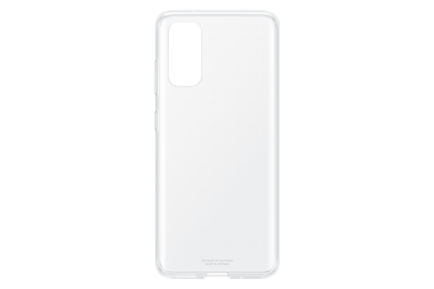Ochranný kryt Clear Cover EF-QG980TTEGEU pro Samsung Galaxy S20, transparentní