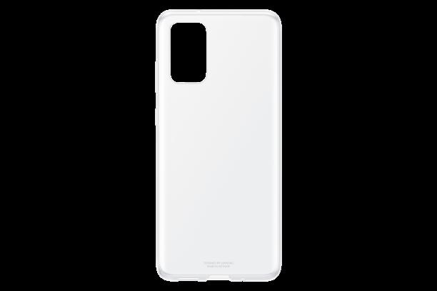 Ochranný kryt Clear Cover EF-QG985TTEGEU pro Samsung Galaxy S20 plus, transparentní