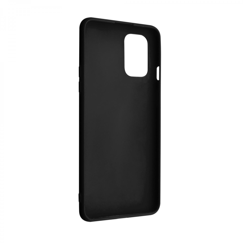 Zadní pogumovaný kryt FIXED Story pro OnePlus 8T, černý