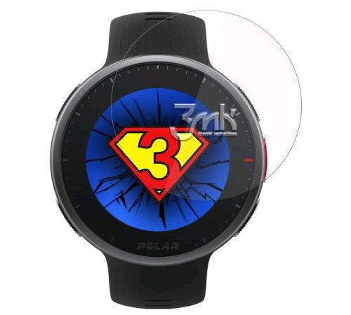 Hybridní sklo 3mk Watch pro Polar Vantage V2 (3ks)