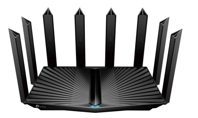 TP-Link Archer AX90, AX6600 WiFi6 Router,1x2,5Gb WAN/LAN, 3xGb, USB 3.0,2.0