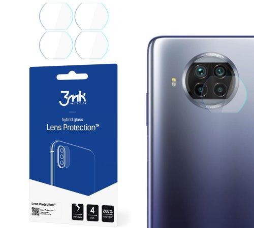 Hybridní sklo 3mk Lens ochrana kamery pro Xiaomi Mi 10T Lite