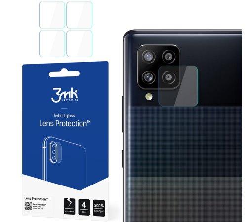 Hybridní sklo 3mk Lens ochrana kamery pro Samsung Galaxy A42 5G