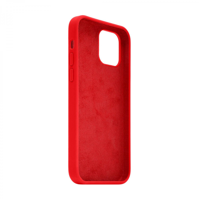 FIXED Flow zadní kryt pro Samsung Galaxy A42 5G, červená