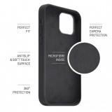 FIXED Flow zadní kryt pro Samsung Galaxy A41, černá