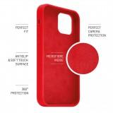 FIXED Flow zadní kryt pro Apple iPhone 12 Pro Max, červená