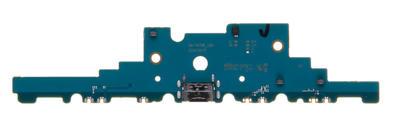 Samsung Galaxy Tab S7+ Deska vč. Dobíjecího Konektoru (Service Pack)