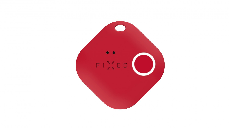 Smart tracker FIXED Smile PRO, červený