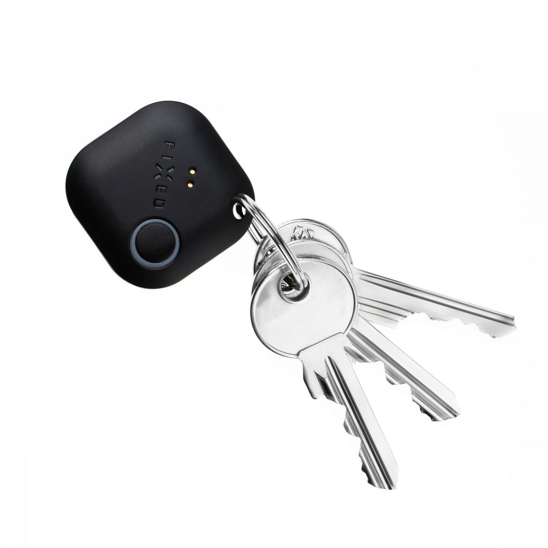 Smart tracker FIXED Smile PRO, Duo Pack - černý + bílý