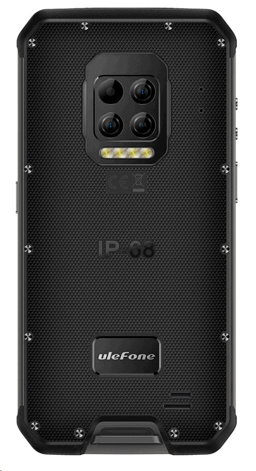 UleFone Armor 9E 8GB/128GB černá
