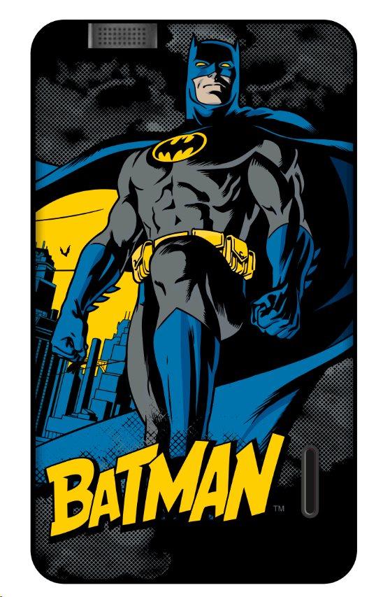 """eSTAR Beauty HD 7"""" WiFi gsm tel. 2+16 GB Batman Warner Bros®"""