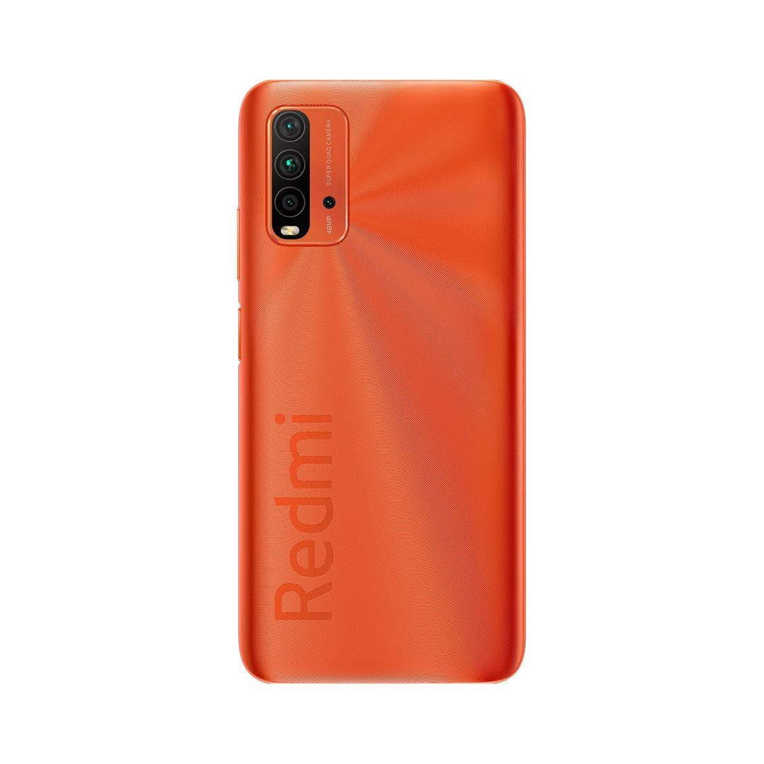 Xiaomi Redmi 9T 4GB/64GB oranžová