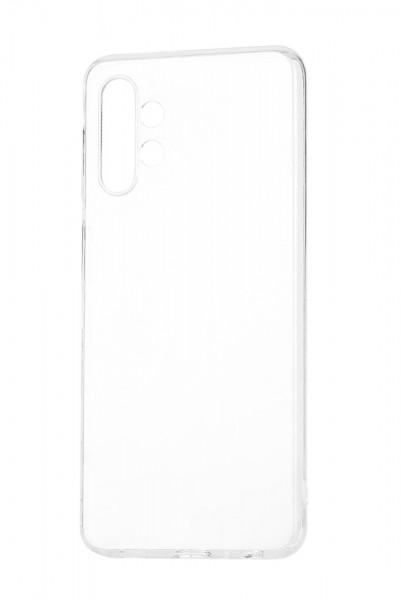 Silikonové pouzdro TRANSPARENT ALIGATOR pro Samsung Galaxy A32