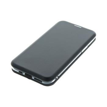 Flipové pouzdro Swissten Shield pro Samsung Galaxy A02s, černá