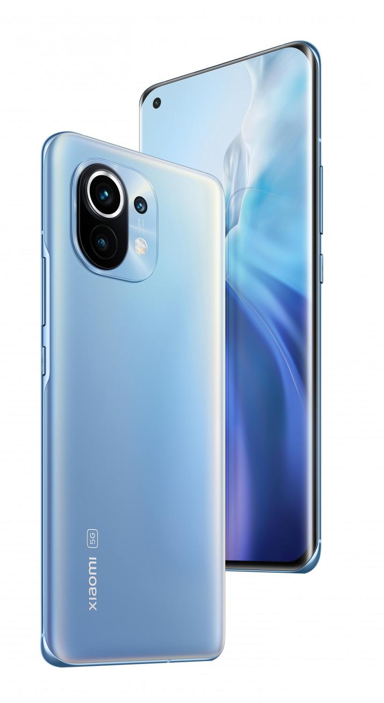Xiaomi Mi 11 5G 8GB/256GB modrá