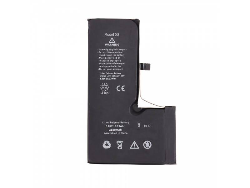 Battery WiTech Tw Chip pro Apple iPhone XS