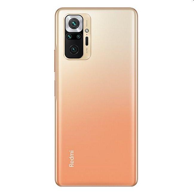 Xiaomi Redmi Note 10 Pro 6GB/128GB bronzová