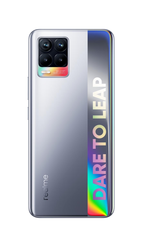 Realme 8 6GB/128GB Cyber Silver