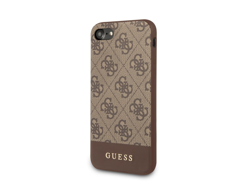 Zadní kryt Guess 4G Collection Samsung Galaxy S3, brown