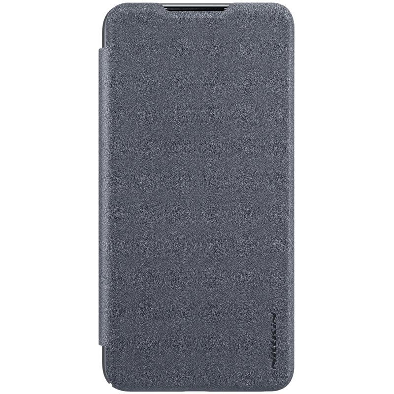 Flipové pouzdro Nillkin Leather Case pro Huawei 8 Pro, grey