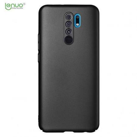 Zadní kryt Lenuo Leshield pro Samsung Galaxy A32 5G, černá