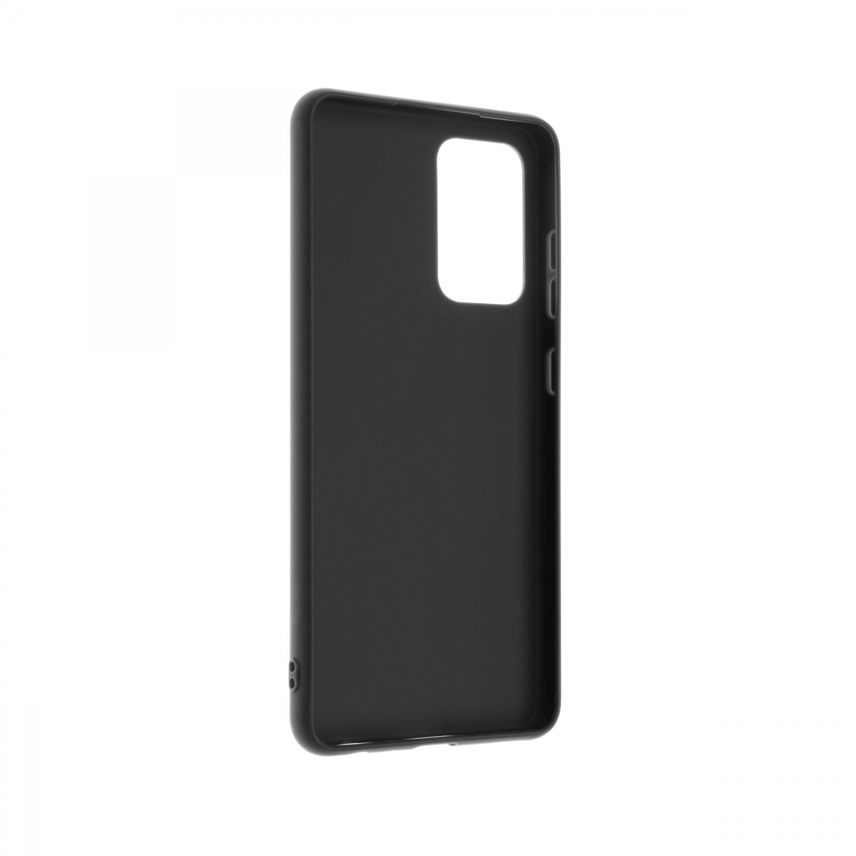 Kryt FIXED Story Samsung Galaxy A52/A52 5G, černý