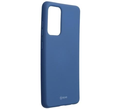 Kryt ochranný Roar Colorful Jelly pro Samsung Galaxy S20 FE (SM-G780), tmavě modrá