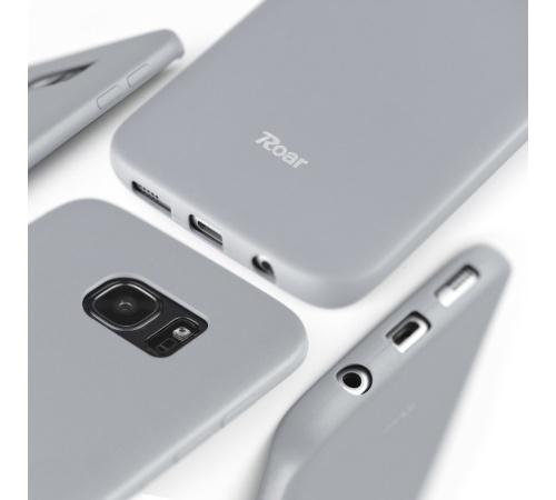 Kryt ochranný Roar Colorful Jelly pro Samsung Galaxy A52 4G/5G, šedá