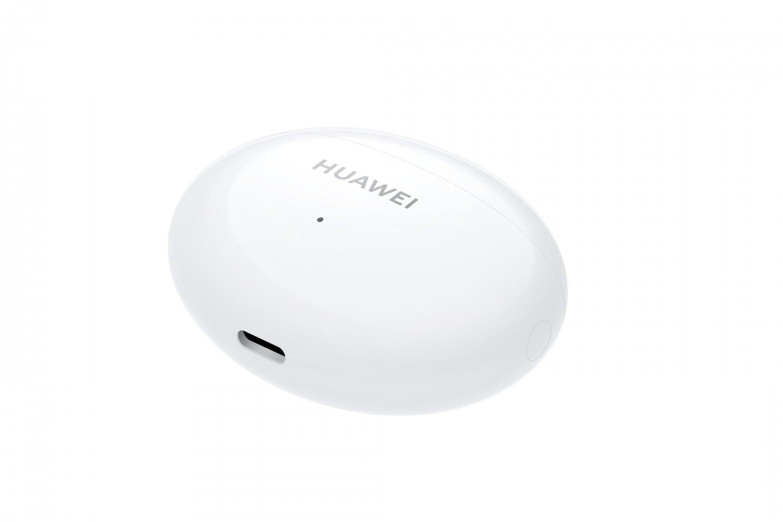 Huawei FreeBuds 4i bílá