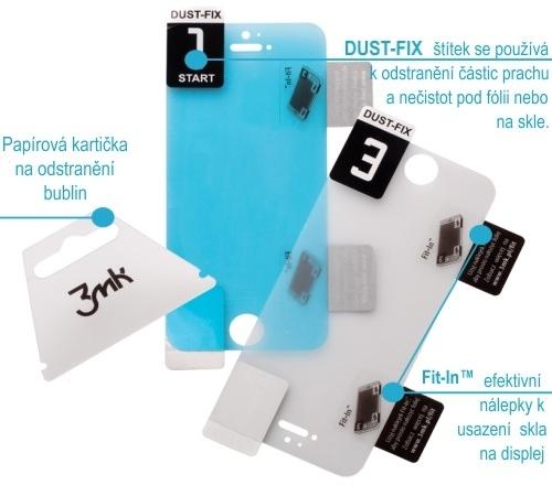 Hybridní sklo 3mk FlexibleGlass pro Realme X7 Pro 5G