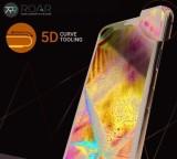 Tvrzené sklo Roar 5D pro Apple iPhone XS Max, 11 Pro Max, celoplošné, plné lepení, černá