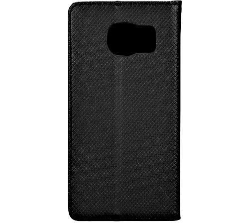 Pouzdro kniha Smart pro Motorola Moto G9 Play, černá