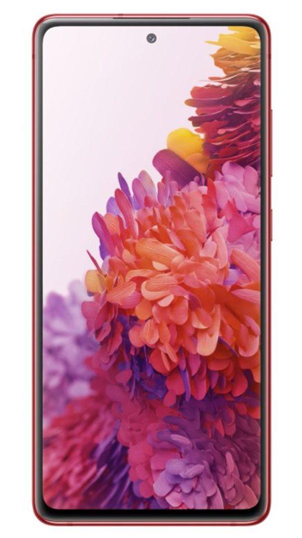 Samsung Galaxy S20 FE 5G (SM-G781) 6GB/128GB červená