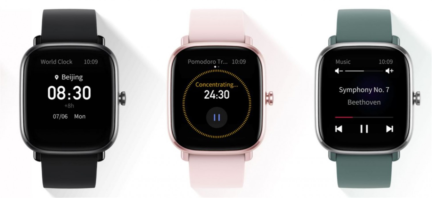 Amazfit GTS 2 mini Flamingo Pink