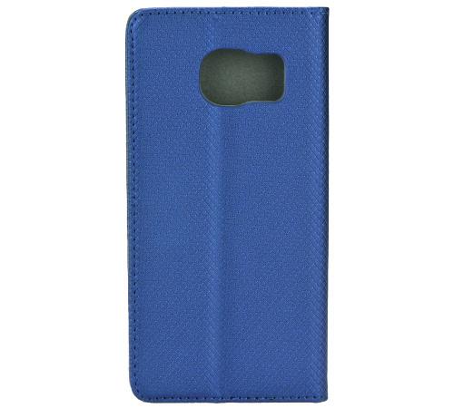 Pouzdro kniha Smart pro Realme 7 5G, modrá