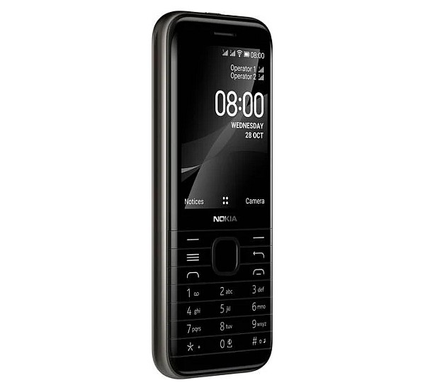 Nokia 8000 4G černá