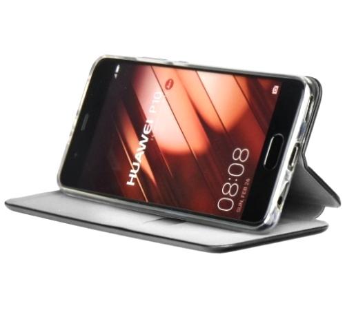 Flipové pouzdro Forcell Elegance pro Samsung Galaxy A20s, černá