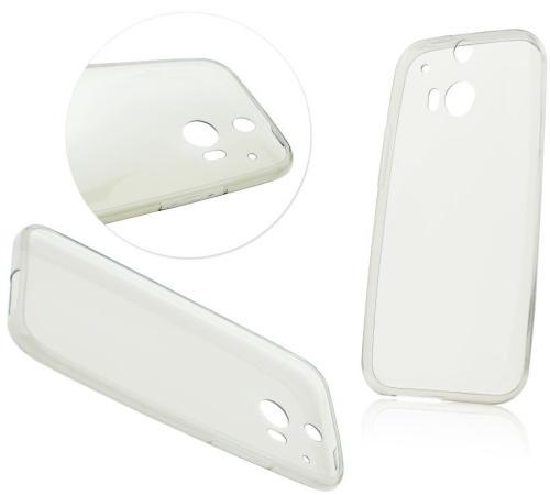 Zadní kryt Forcell Ultra Slim 0,5mm pro Xiaomi POCO X3, POCO X3 Pro, transparentní