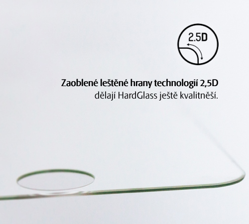 Tvrzené sklo 3mk HardGlass pro Samsung Galaxy S20 FE