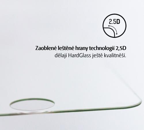 Tvrzené sklo 3mk HardGlass pro Samsung Galaxy A71 (SM-A715), A72 (SM-A725)