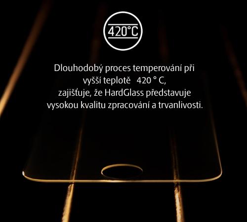 Tvrzené sklo 3mk HardGlass pro OnePlus Nord N10 5G