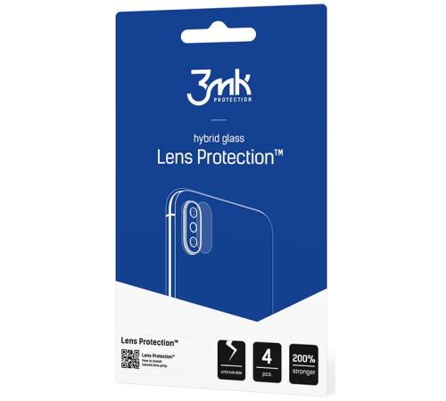 Hybridní sklo 3mk Lens ochrana kamery pro Hammer Explorer (4ks)