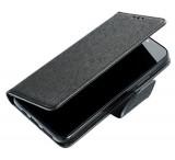 Pouzdro kniha Fancy pro Samsung Galaxy A72 (SM-A725), černá (BULK)