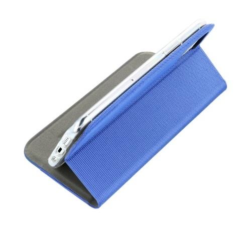 Flipové pouzdro SENSITIVE pro Samsung Galaxy A72, modrá