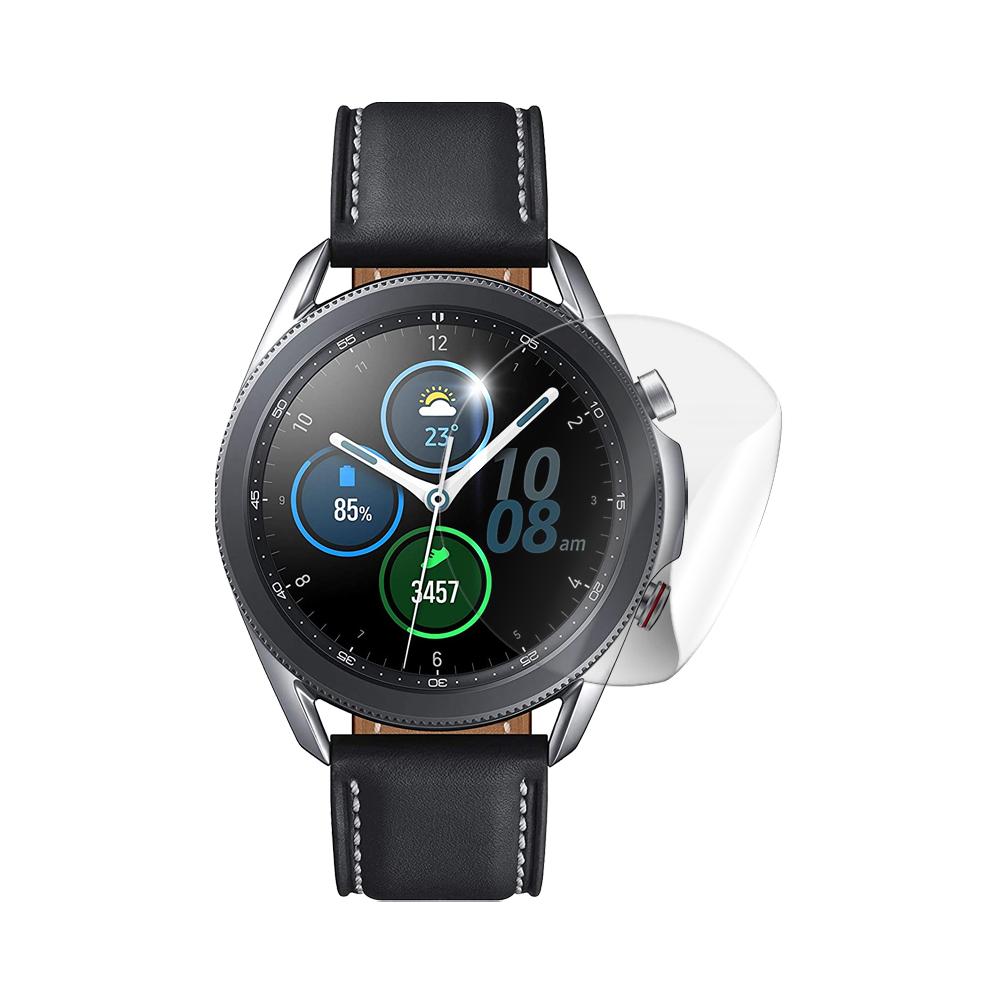Screenshield SAMSUNG R845 Galaxy Watch 3 (45 mm) folie na displej