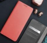 Pouzdro ARAREE Mustang pro Samsung S21 (SM-G991) tangerin red/červená