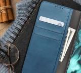Pouzdro ARAREE Mustang pro Samsung S21+ (SM-G996) ash blue/modrá