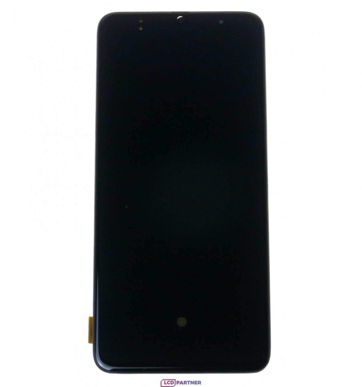LCD + dotyková deska pro Samsung Galaxy A02s, black (Service Pack)